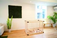 New Zealand Pine wood baby playpen
